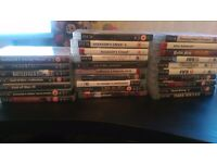 Playstation 3 for sale with 27 games