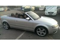 Audi A4 Convertible, 1.8 Turbo