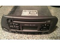 Ford KA 6000 Stereo CD Player - Code Included - Free Fitting Incuded