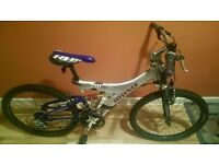 rhino delta 15 inch mountain bike