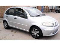 Citroen C3 1.4 Hdi £20 tax Cheap 5 Door Hatchback Low Insurance (corsa yaris fiesta astra c2 micra)