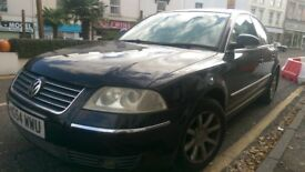VW Passat 05' highline