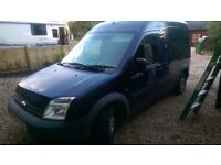 2009 Transit connect 1.8 TDCI 230 LWB Hi -top ***no vat*** 12 MTH MOT