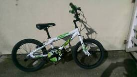 Child's bike BMX Apollo force 18 inch wheels