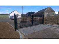 Fences, gates, car trailers, iron works, balustrades, railing, automatic gates and others