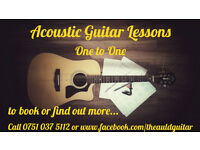 Guitar Lessons in East Dunbartonshire/Glasgow