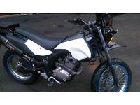 derbi city cross 125 cc 2015