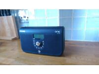 Pure One DAB radio (Black)