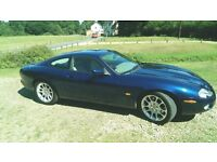 jaguar xkr 4.0 2000 only 70k miles and fsh. P/ex possible