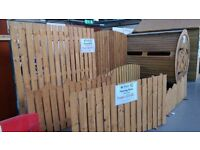 Fencing Timber and Fence Panels for Sale.