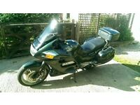 Honda ST1100 Pan European in very good condition and low mileage.