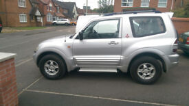 Mitsubishi Shogun SWB for sale