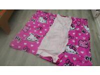 Hello Kitty curtains - £2