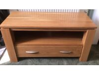 Galway Natural Solid Oak TV Unit Cabinet from Oak Furniture Land