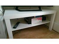 IKEA LACK coffee table (2 units).