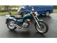 Honda Rebel 125cc 1998 Full mot