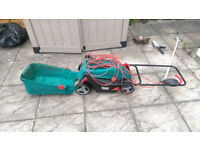 Bosch 34R Electric Lawnmower 1300W