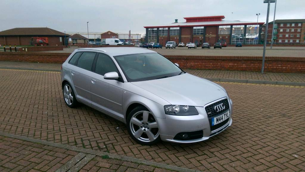 2007 56 audi a3 sportback 2 0 tdi s line 170 in hartlepool county durham gumtree. Black Bedroom Furniture Sets. Home Design Ideas