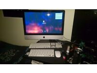 """Apple imac 21.5"""" slim 1tb hdd 8 gb ram like new. Comes with everything"""