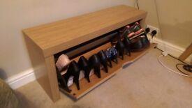 Shoe Storage Cabinet