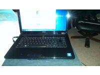 "Dell 1545 15.6"" windows 7 laptop,2ghz c2d,4gb ram,320gb hdd"