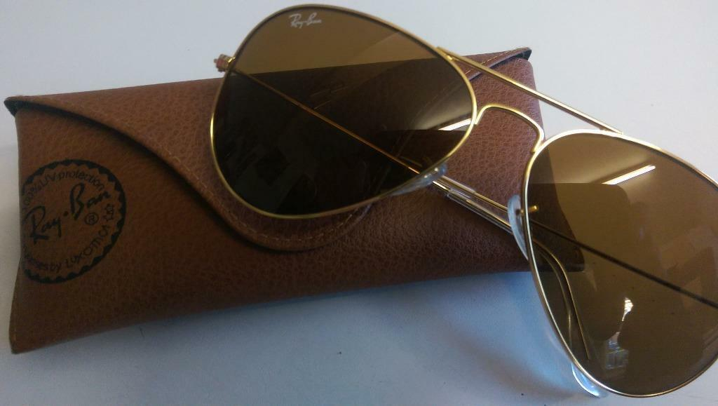 Ray Ban Sunglasses Gold Trim Cepar