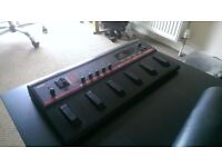 Korg A5 Guitar Effects Pedal Board