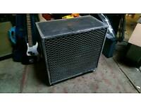 2 X 12 120 watt guitar cab