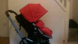 Mothercare Xpedior Pram and Pushchair Travel System Package