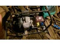 Honda generator