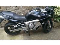 fz6 for sale 2006