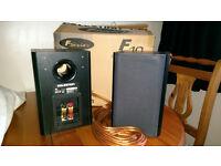 F10 Hi Fi Speakers