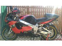 suzuki gsxr 750 srad