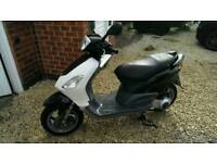 125cc piaggio fly project or spares can drop off