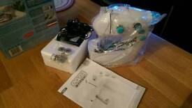 Mini sewing machine In Box New!! JML easy stitch