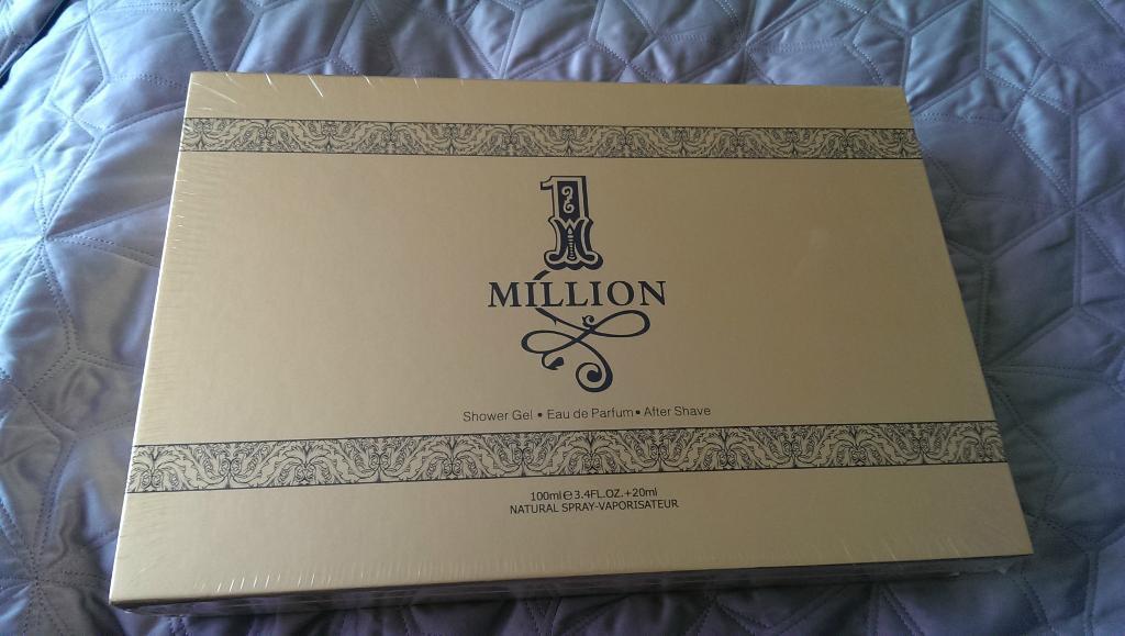 Paco Rabanne 1 Million 100ml Gift Set Paco Rabanne 1 Million Gift