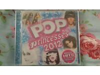 Pop princesses 2012