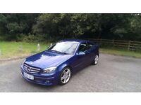 1.8 Mercedez Benz CLC For Sale, (Bluetooth, leather sports seats, parking sensors), 12 months MOT