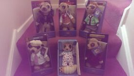 MERCAT TOYS x 6 - ALL NEW BOXED COLLECTION - GREAT PRESENT !!!