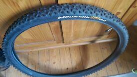 Continental Mountain King 2.0 mountain bike tyre 26inch