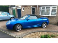 MG TF 1.8 convertible for sale £400 - No MOT