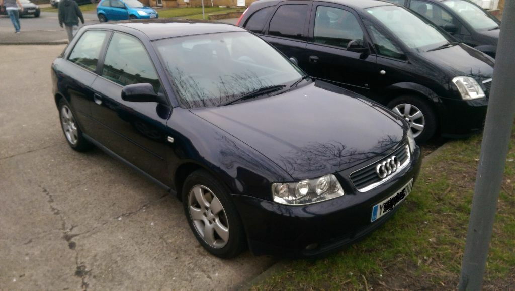 2001 audi a3 sport facelift 800 ono in basildon. Black Bedroom Furniture Sets. Home Design Ideas