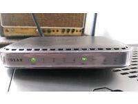 Netgear DGN2000: ADSL2+ Modem & Wireless-N Router