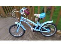 "Child / kid bike 15"" wheels"