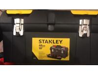 Stanley tool box removable tray