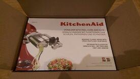 Brand new Kitchenaid spiralizer attachment