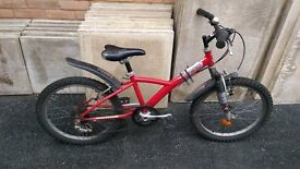 Boys mountain bike - £15 no offers