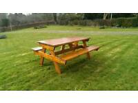 New 6ft picnic table
