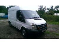 Ford Transit 2.2 TDCi Duratorq 280 S Panel Van Duratorq 5dr (SWB) New Mot , Tidy Van