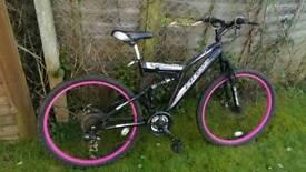 Lady bike
